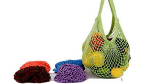 Mesh Fruit Bags, Mesh Shopping bags