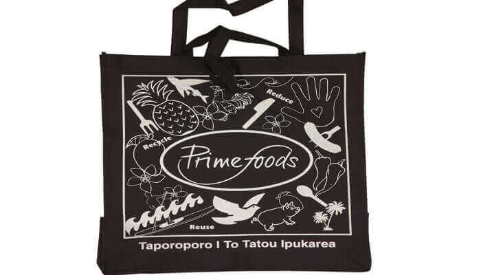 personalized tote bags, black shopper bag