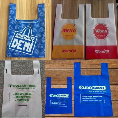 DollarTree, Walmart reusable grocery bags