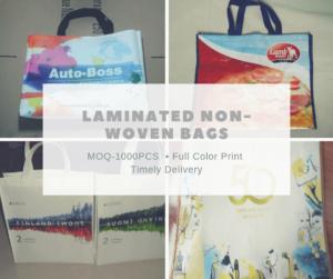 Laminated PP Non-Woven Bag