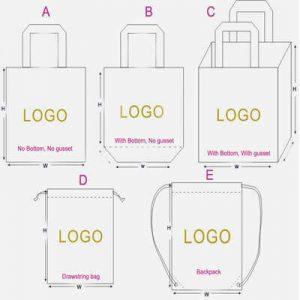 Shopping Bag Models